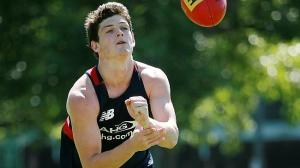 Angus Brayshaw should be a shining light for the Dees this year