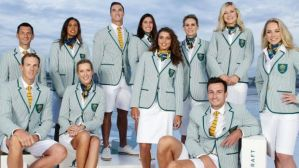 The Australian team will sport this interesting combination at the Rio Opening Ceremony